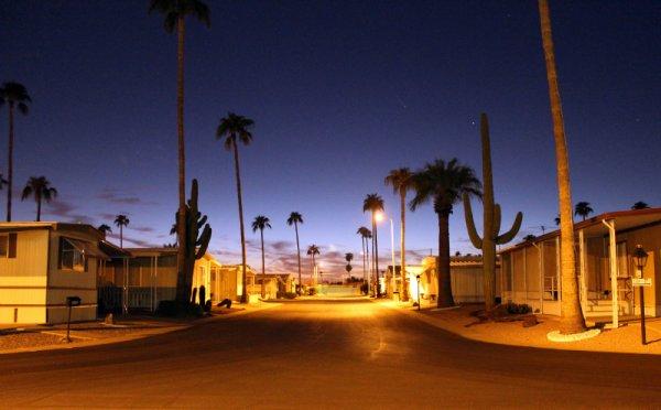 Az Mobile Home Parks Arizona Mobile Home Parks Palm